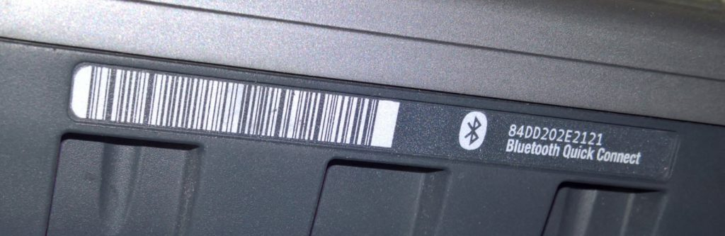 connecting bluetooth barcode scanners – Accurate Data